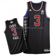 Divise Basket West All Star Game 2015 Chris Paul 3# NBA Swingman..