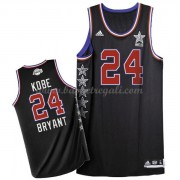 Divise Basket West All Star Game 2015 Kobe Bryant 24# NBA Swingman
