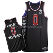 Divise Basket West All Star Game 2015 Russell Westbrook 0# NBA Swingman..
