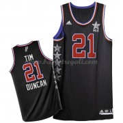 Divise Basket West All Star Game 2015 Tim Duncan 21# NBA Swingman