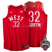 Divise Basket West All Star Game 2016 Blake Griffin 32# NBA Swingman..
