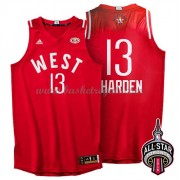 Divise Basket West All Star Game 2016 James Harden 13# NBA Swingman..