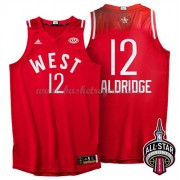 Divise Basket West All Star Game 2016 Lamarcus Aldridge 12# NBA Swingman..
