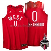 Divise Basket West All Star Game 2016 Russell Westbrook 0# NBA Swingman..