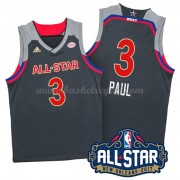 Divise Basket West All Star Game 2017 Chris Paul 3# NBA Swingman..