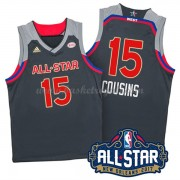Divise Basket West All Star Game 2017 Demarcus Cousins 15# NBA Swingman..