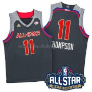 Divise Basket West All Star Game 2017 Klay Thompson 11# NBA Swingman..