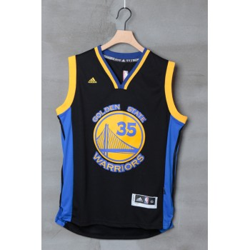Maglie NBA Kevin Durant 35# Alternate 2015-16 Canotte Golden State Warriors