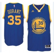 Maglie NBA Kevin Durant 35# Road 2015-16 Canotte Golden State Warriors..