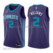 Canotte Basket Bambino Charlotte Hornets 2018 Marvin Williams 2# Statement Edition..