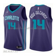 Canotte Basket Bambino Charlotte Hornets 2018 Michael Kidd-Gilchrist 14# Statement Edition..