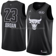 Divise Basket Chicago Bulls s Michael Jordan 23# Nero 2018 All Star Game..