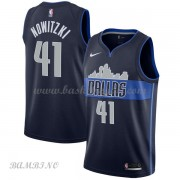 Canotte Basket Bambino Dallas Mavericks 2018 Dirk Nowitzki 41# Statement Edition..