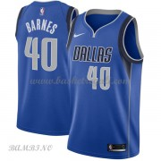 Canotte Basket Bambino Dallas Mavericks 2018 Harrison Barnes 40# Icon Edition..