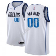 Maglie NBA Dallas Mavericks 2018 Canotte Association Edition..