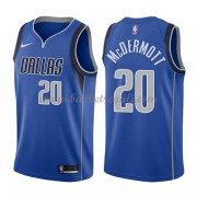 Maglie NBA Dallas Mavericks 2018 Canotte Doug McDermott 20# Icon Edition..