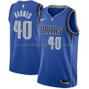 Maglie NBA Dallas Mavericks 2018 Canotte Harrison Barnes 40# Icon Edition..