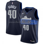 Maglie NBA Dallas Mavericks 2018 Canotte Harrison Barnes 40# Statement Edition..