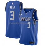 Maglie NBA Dallas Mavericks 2018 Canotte Nerlens Noel 3# Icon Edition..