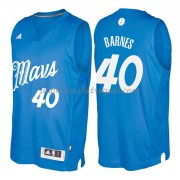 Magliette Basket Dallas Mavericks 2016 Harrison Barnes 40# NBA Natale Swingman..