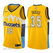 Canotte Basket Bambino Denver Nuggets 2018 Kenneth Faried 35# Statement Edition..