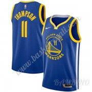 Canotte Basket Bambino Golden State Warriors 2019-20 Klay Thompson 11# Blu Icon Edition Swingman..