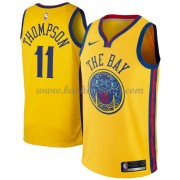 Maglie NBA Golden State Warriors 2018 Canotte Klay Thompson 11# City Edition..