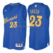 Magliette Basket Golden State Warriors 2016 Draymond Green 23# NBA Natale Swingman..