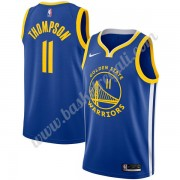 Maglie NBA Golden State Warriors 2019-20 Klay Thompson 11# Blu Icon Edition Canotte Swingman..