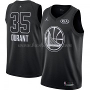 Divise Basket Golden State Warriors s Kevin Durant 35# Nero 2018 All Star Game..