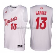Magliette Basket Houston Rockets 2016 James Harden 13# NBA Natale Swingman..