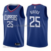 Canotte Basket Bambino Los Angeles Clippers 2018 Austin Rivers 25# Icon Edition..