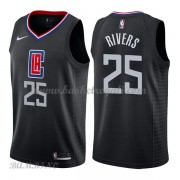 Canotte Basket Bambino Los Angeles Clippers 2018 Austin Rivers 25# Statement Edition..