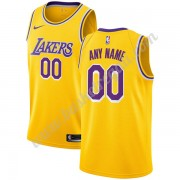 Maglie NBA Los Angeles Lakers 2019-20 Oro Icon Edition Canotte Swingman..