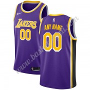 Maglie NBA Los Angeles Lakers 2019-20 Viola Statement Edition Canotte Swingman..