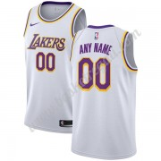 Maglie NBA Los Angeles Lakers 2019-20 Bianca Association Edition Canotte Swingman..