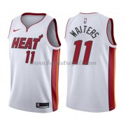 Maglie NBA Miami Heat 2018 Canotte Dion Waiters 11# Association Edition..