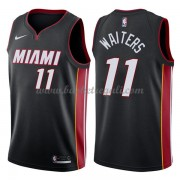 Maglie NBA Miami Heat 2018 Canotte Dion Waiters 11# Icon Edition..
