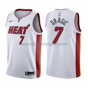 Maglie NBA Miami Heat 2018 Canotte Goran Dragic 7# Association Edition..