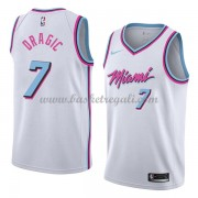 Maglie NBA Miami Heat 2018 Canotte Goran Dragic 7# City Edition..