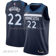 Canotte Basket Bambino Minnesota Timberwolves 2018 Andrew Wiggins 22# Icon Edition..