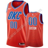 Maglie NBA Oklahoma City Thunder 2019-20 Arancia Statement Edition Canotte Swingman
