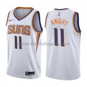 Maglie NBA Phoenix Suns 2018 Canotte Brandon Knight 11# Association Edition..