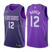 Maglie NBA Phoenix Suns 2018 Canotte T.J. Warren 12# City Edition..