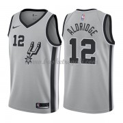 Maglie NBA San Antonio Spurs 2018 Canotte LaMarcus Aldridge 12# Statement Edition..
