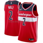 Maglie NBA Washington Wizards 2018 Canotte John Wall 2# Icon Edition..