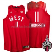Divise Basket West All Star Game 2016 Klay Thompson 11# NBA Swingman..