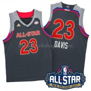 Divise Basket West All Star Game 2017 Anthony Davis 23# NBA Swingman..